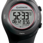 Garmin Forrunner 410 with HRM